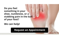 Why Live with Pain and Numbness in Your Feet?